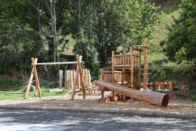 Spielplätze im Landschaftspark