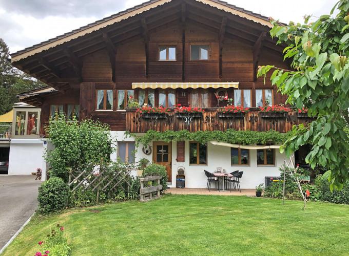 Ferienwohnung Chalet Gilgen