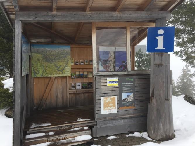 Infopavillon Gurnigel