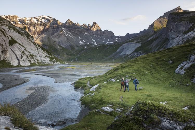 UNESCO Welterbe Sardona erleben - © GaudenzDanuser.com