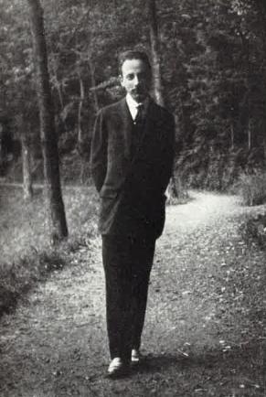 Kleiner Wald - grosser Dichter