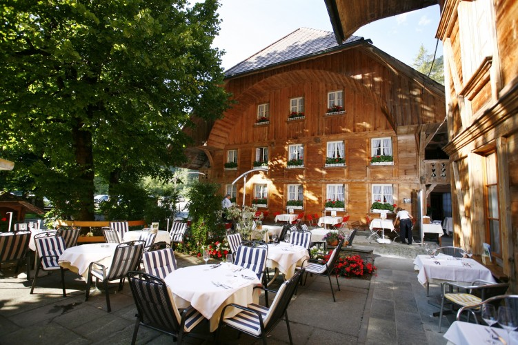 Kemmeribod Hotel and Inn