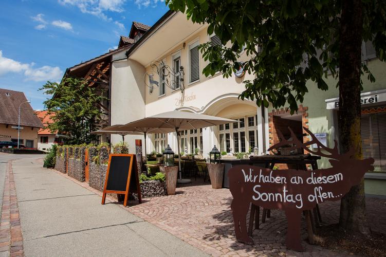Villigen: Restaurant Hirschen