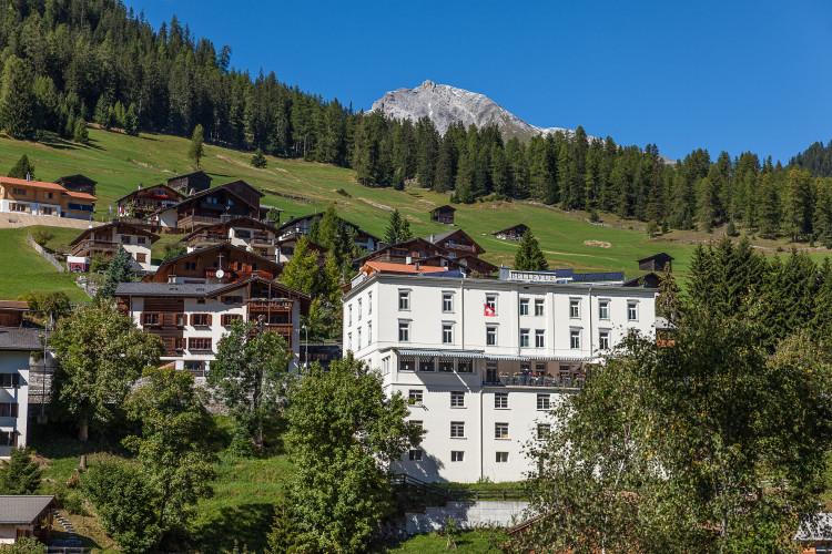 Hotel Bellevue Wiesen - © Copyright: Manuel Kurth