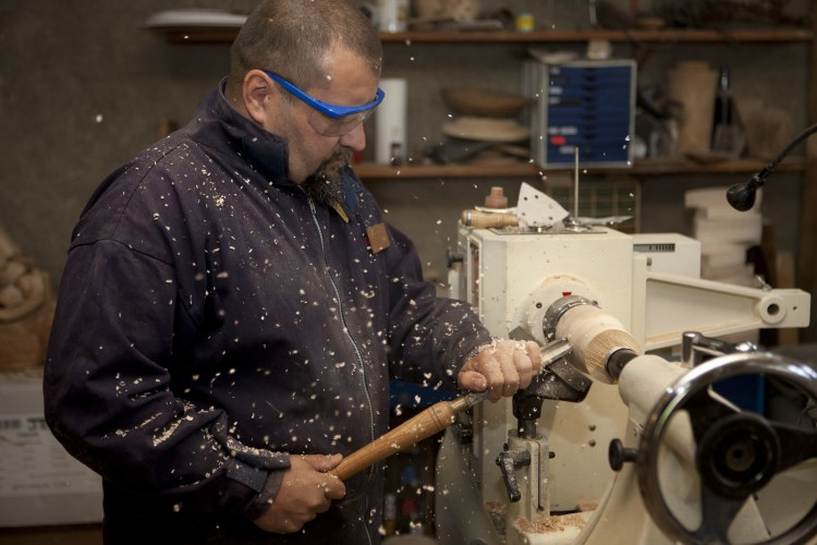 Woodturning experience