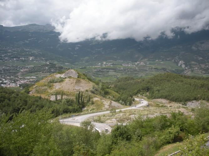 Parcours «Les collines»