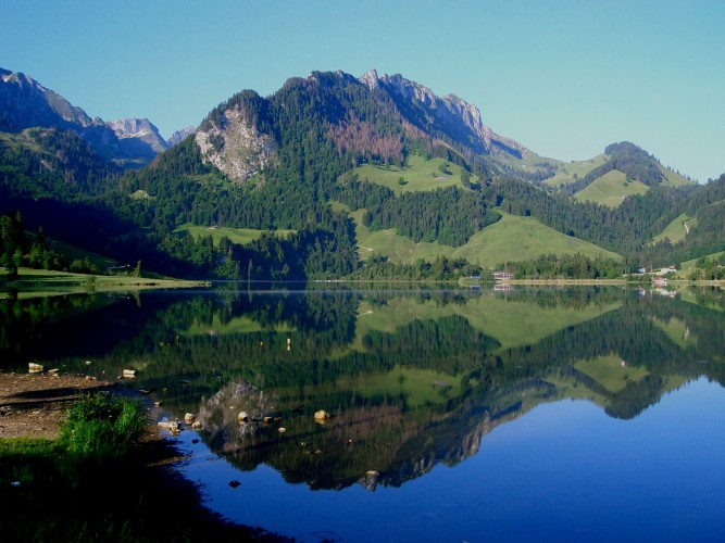 Camping Seeweid Schwarzsee