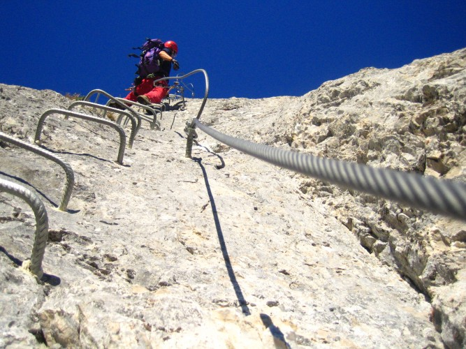 Via ferrata del Gantrisch