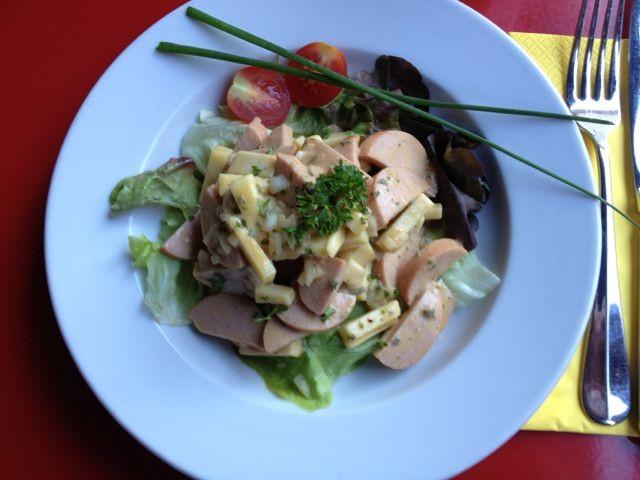 Blauer Engel restaurant