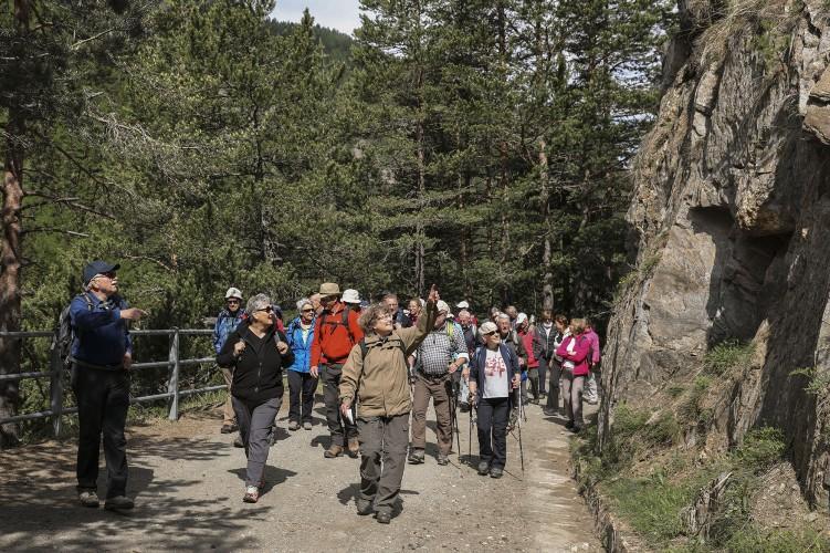 15. Kulturell-kulinarische Parkwanderung