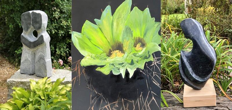Kunstausstellung in Effingen
