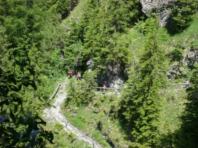 Walserweg Graubünden Etappe 5