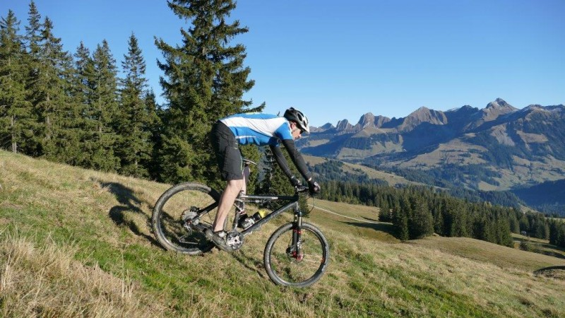 Gantrisch Bike-Panoramaweg