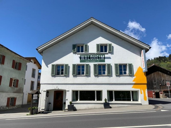 Waldheim Laax Pension
