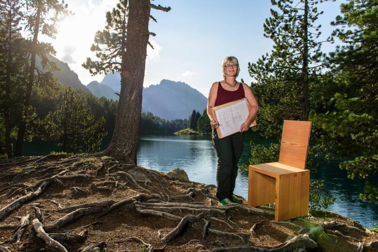 Massivholzbaukurs Schreinerei Schuler-Rozzi - © Lorenz A. Fischer