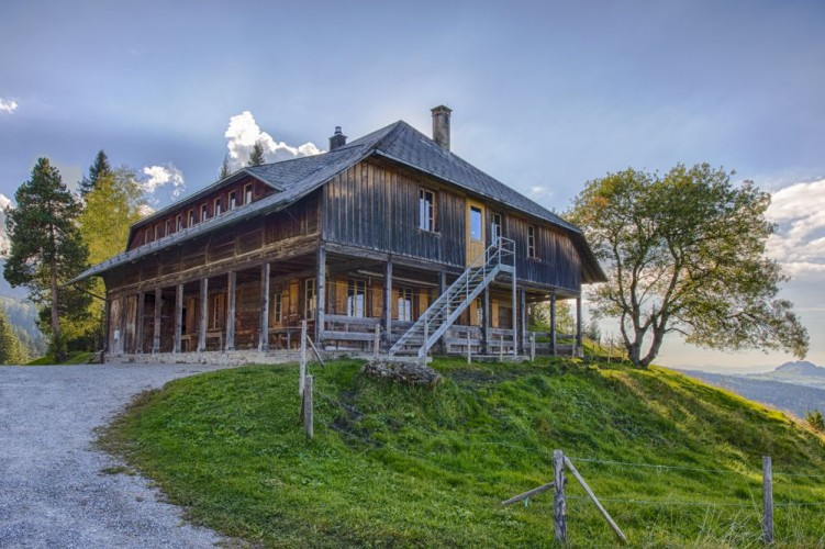 Stockhütte