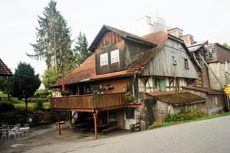 Mulino Dittligmühle Längenbühl