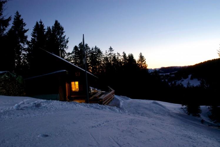 Skihütte Ski-Club Schwarzenb.