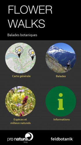 Balade botanique La Givrine