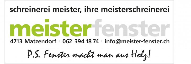Meister Fenster AG