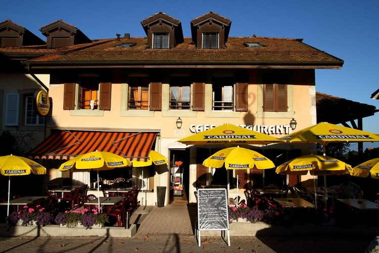 Cafe-Restaurant des 3 Suisses