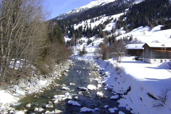 Winterwandern Sufers Römerweg