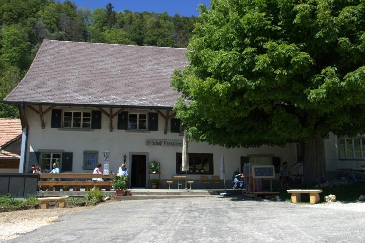 Bergwirtschaft Ober Passwang