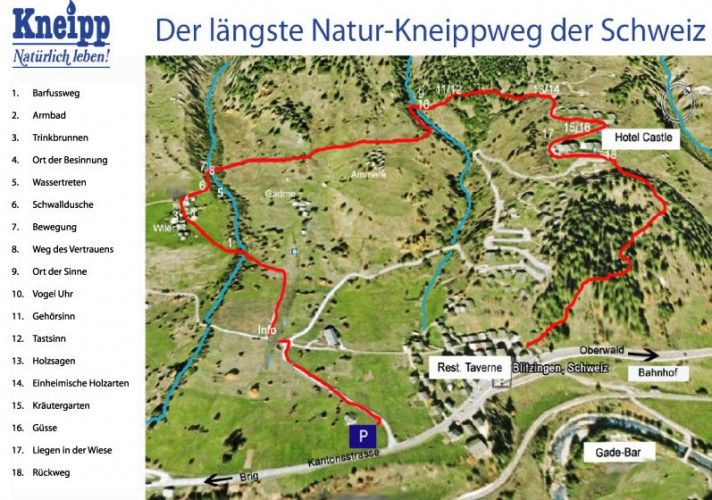 Natural Kneipp Trail