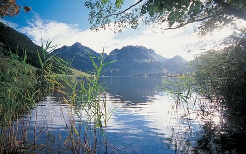 Seerundweg Schwarzsee