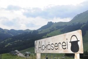 Alpkäserei Gantrischli