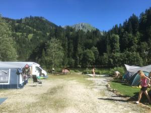 Camping Seeweid Schwarzsee - © Camping Seeweid Schwarzsee