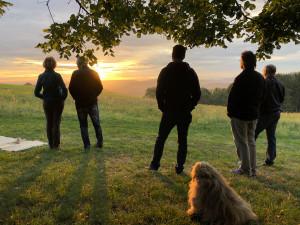 ABGESAGT: Winter-Sonnenaufgang bei der Linner Linde