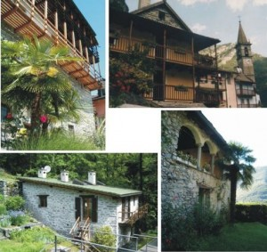 Alloggi in Valle Onsernone