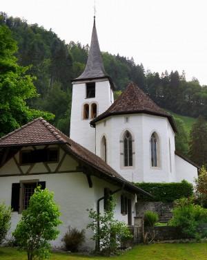 Kirche Blumenstein