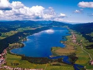 Lacs de la Vallée de Joux