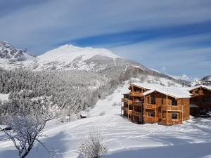 Winterskizauber im BerglandHof