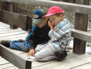 Champlönch children's trail