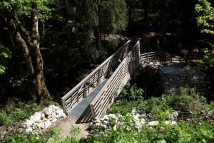 Baptists' bridge - © Parc régional Chasseral