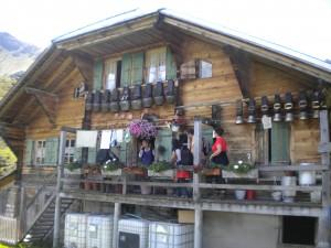 Restaurant de montagne Grimmi