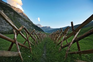 Walserweg Safiental, 3e étape - © MARCUS GYGER SWITZERLAND