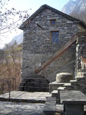 Die Mühle von Loco