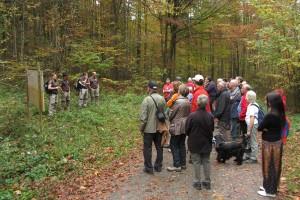 Ranger vor Ort – Sihlwald aus erster Hand