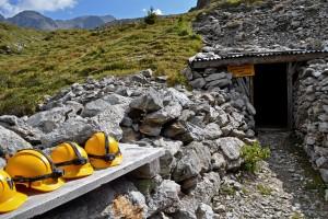 Silberminen Alp Taspegn - © Naturpark Beverin