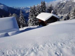 Skitouren Binntal – Alpe Devero