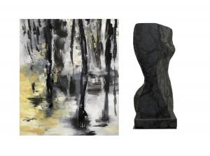 Ausstellung und offene Gärten  von Silvia Seifert