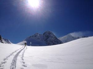 Wellness Schneeschuhtouren Schams - © bergsportschule grischa gmbh