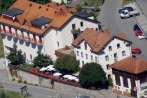 Hotel Schöntal, Filisur
