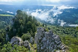 Rochers des Sommêtres - © République et Canton du Jura / Jura Tourisme