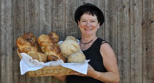 Brot- und Zopf backen mit der Bäuerin