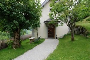 Balthus chapel